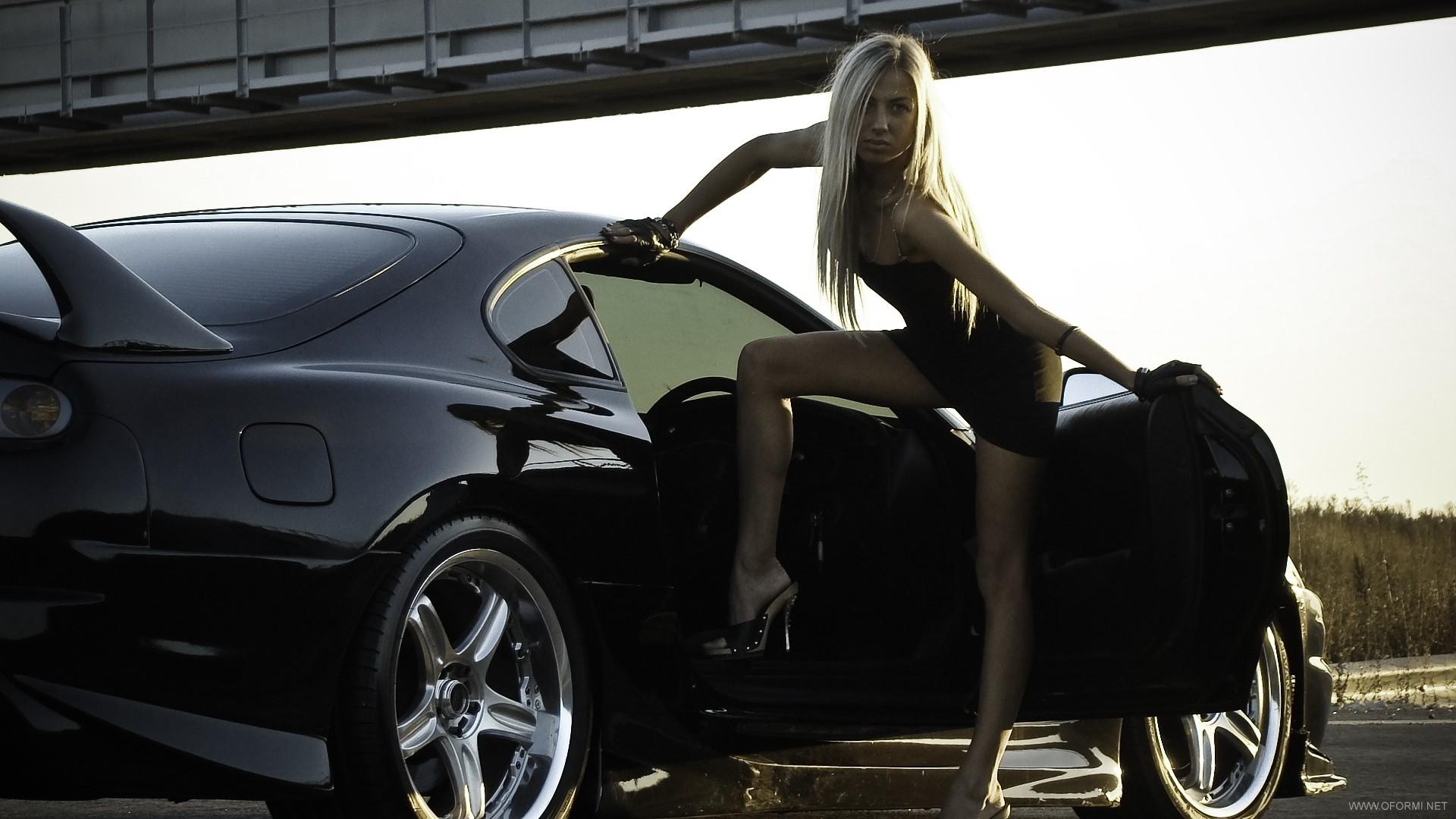 Девушки девушка и авто девушка и авто