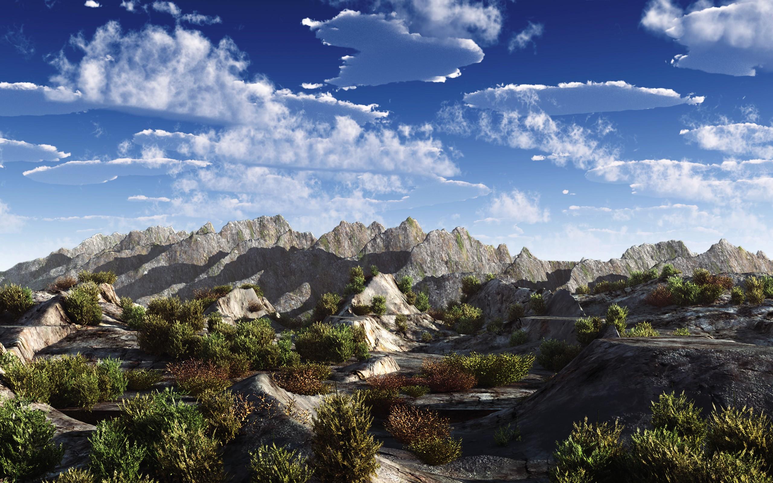 Обои рабочего стола природа горы горы