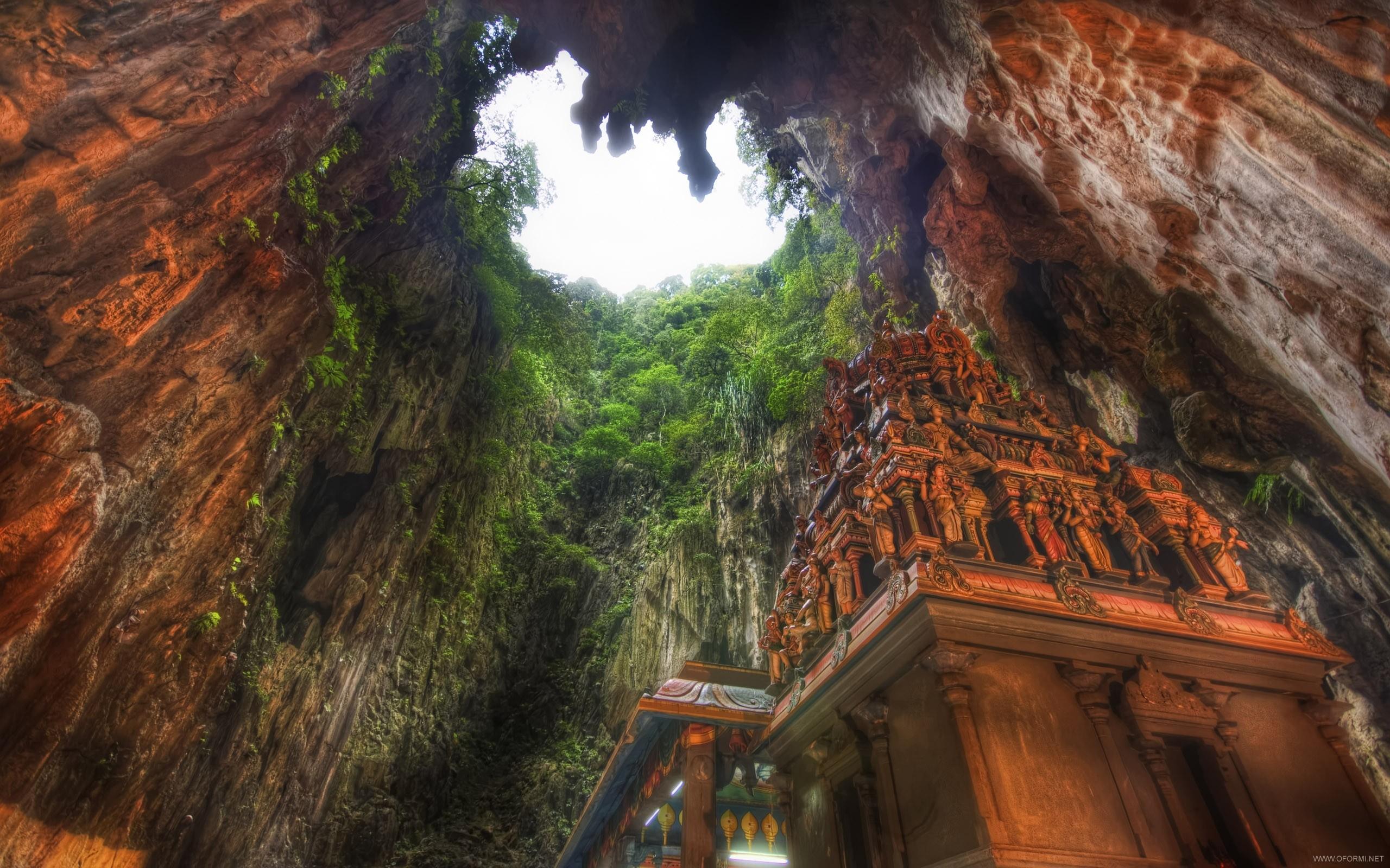 Рабочего стола природа пещера пещера