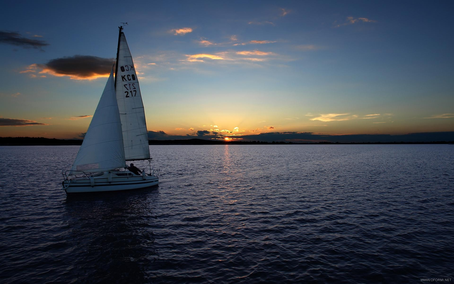 Collection of Beautiful Sailing Wallpapers for Your