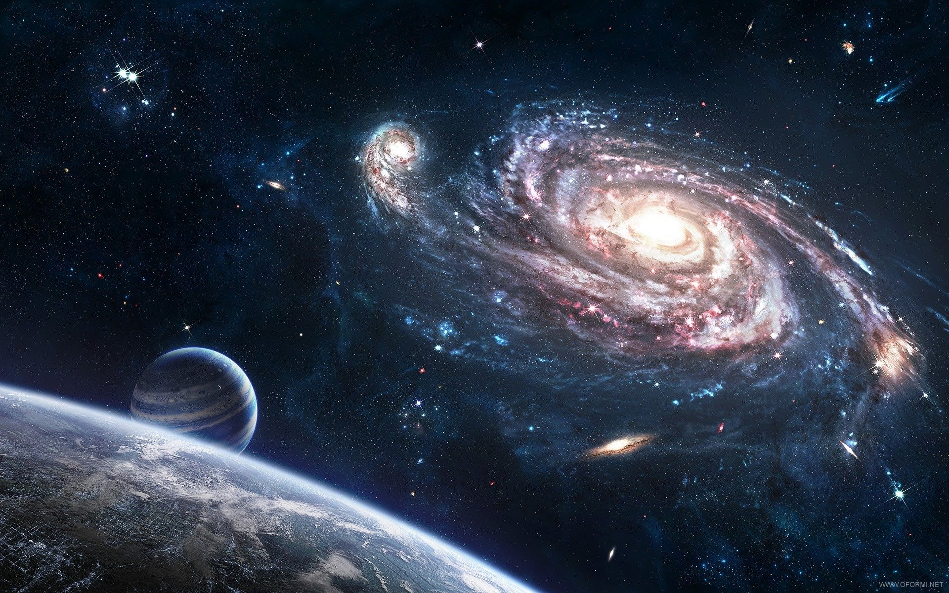 Рабочего стола космос космос космос