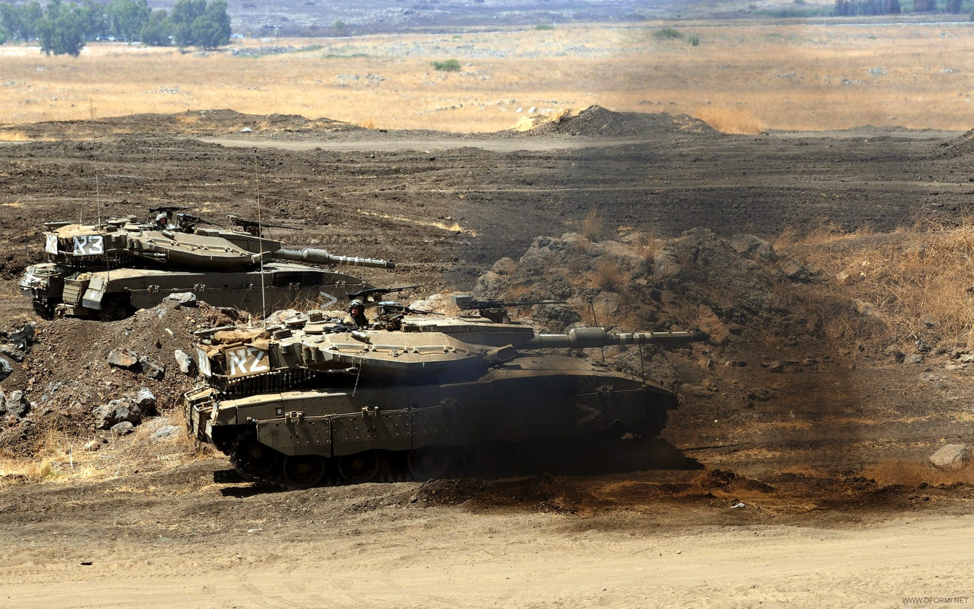 широкоформатные обои на рабочий стол израиля № 711038 загрузить