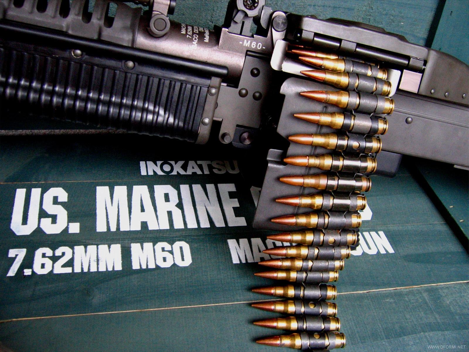 Пулемёт M60