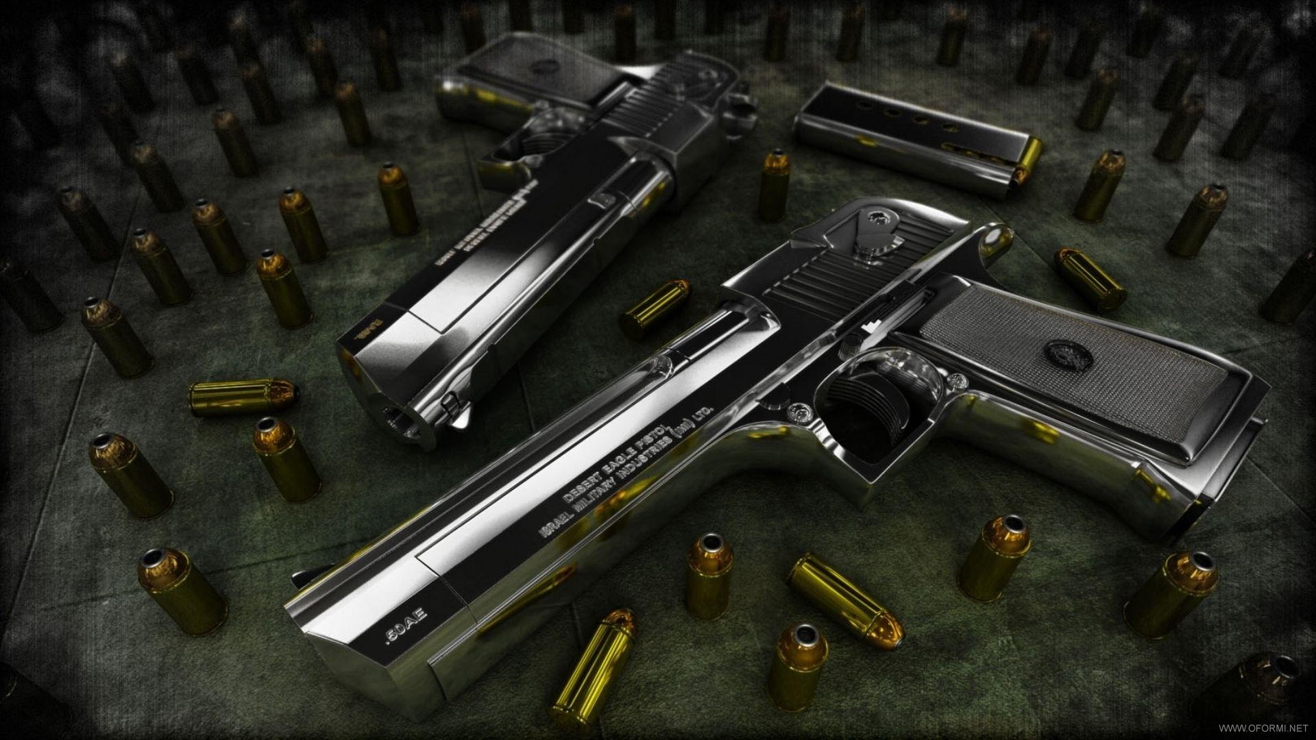 обои оружие: