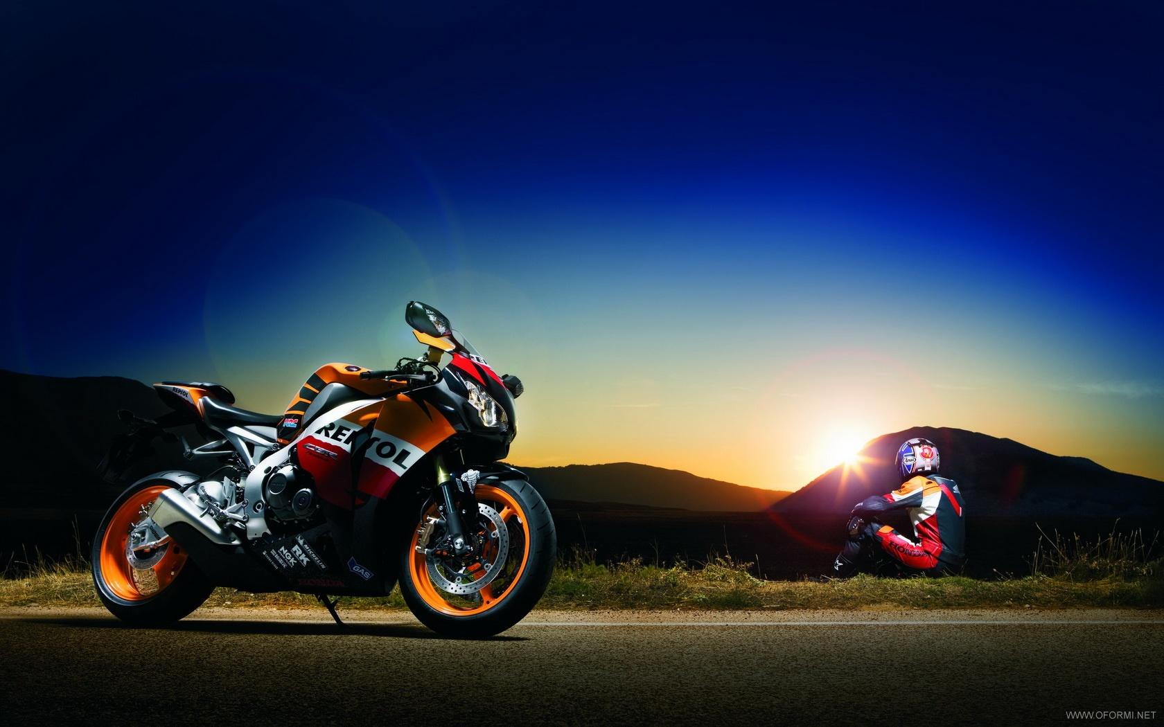Pin Honda Cbr1000rr » Мотоциклы Обои для on Pinterest
