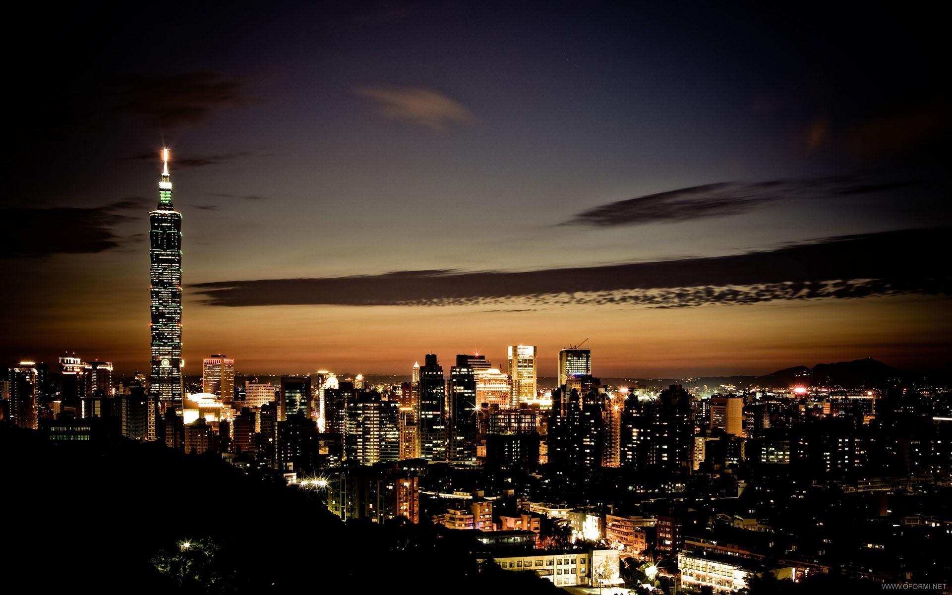 города фото обои