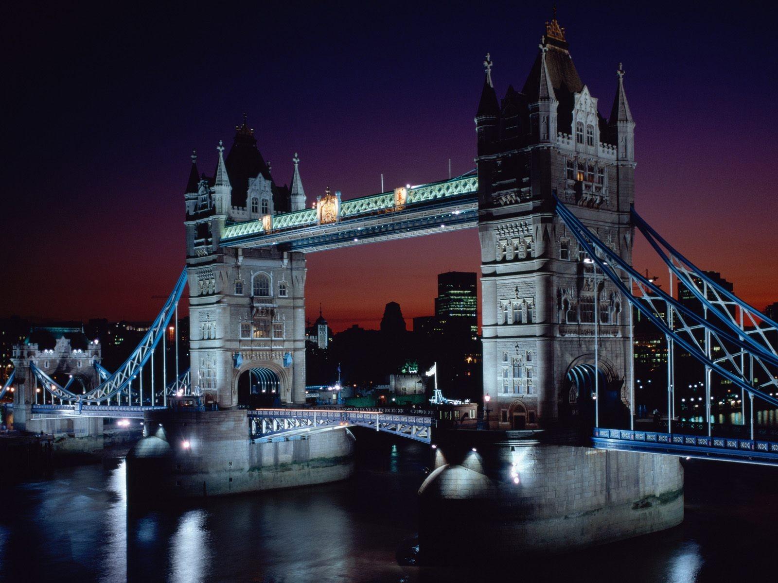 Мост лондон тауэрский мост лондон