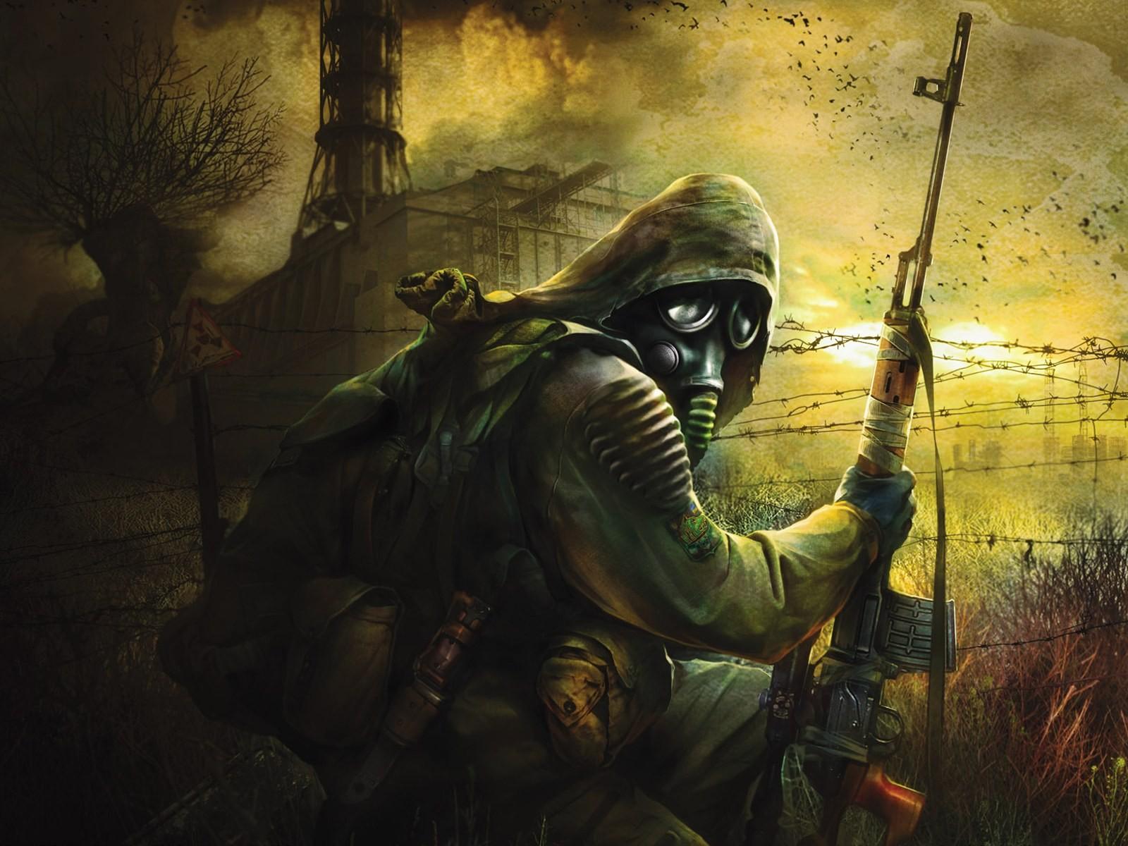 Это Тень Чернобыля Чистое Нeбо Зов Припяти. Игра имеет