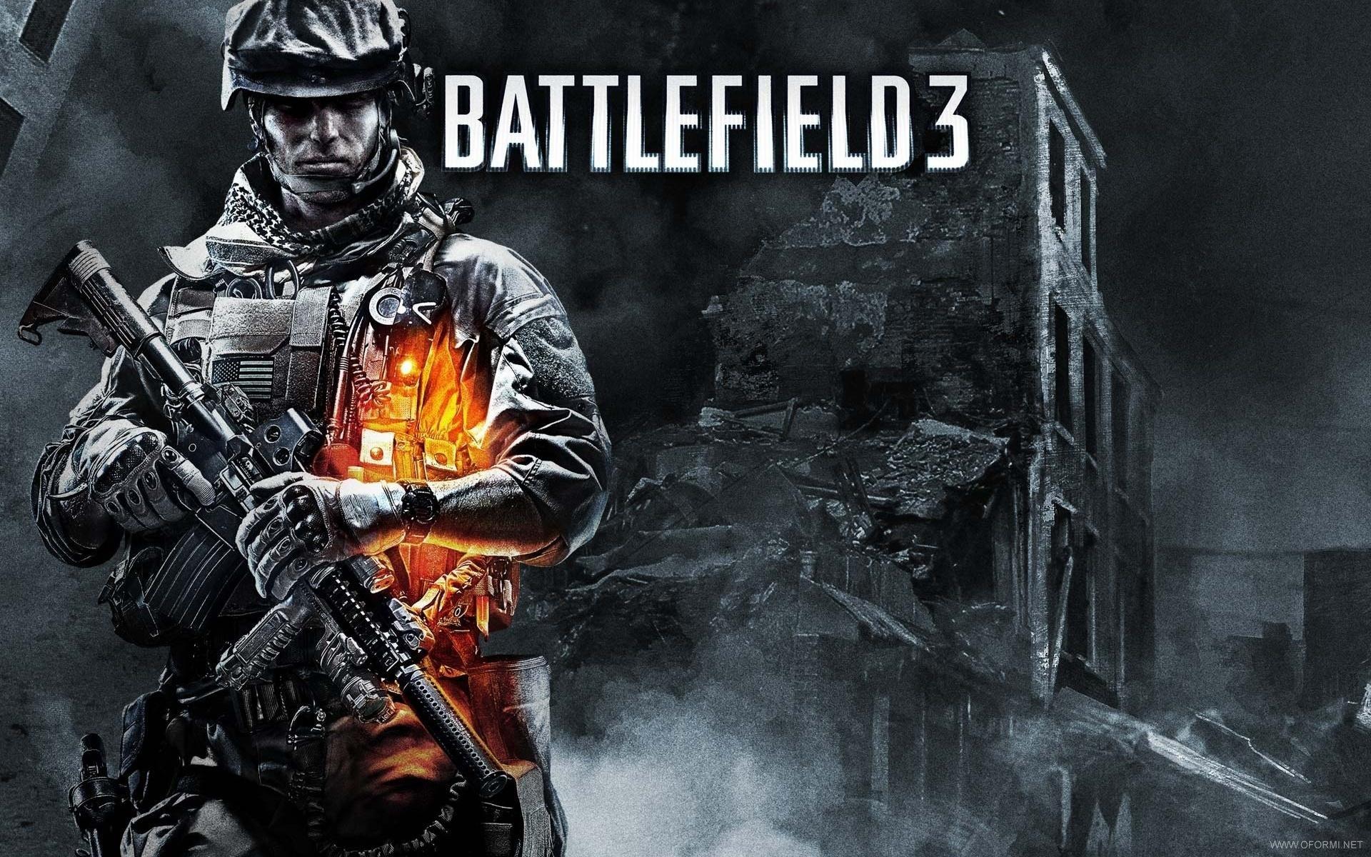 Battlefield 3 «основан на мультиплеере»
