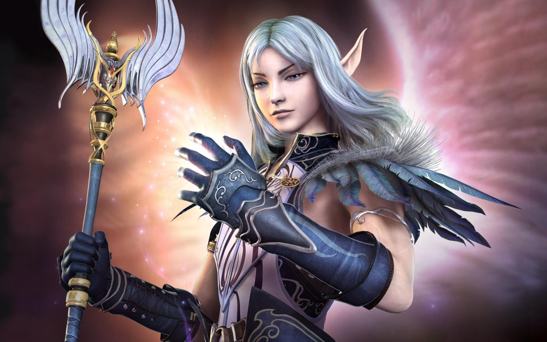 Elf fantasy 3d adult pics