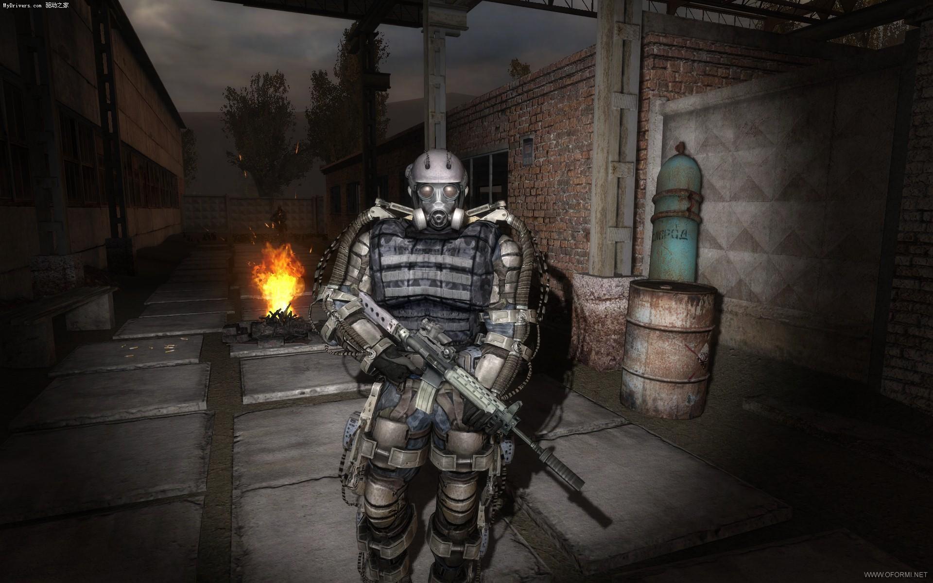 S.T.A.L.K.E.R. Зов Припяти - скриншоты DirectX 11.