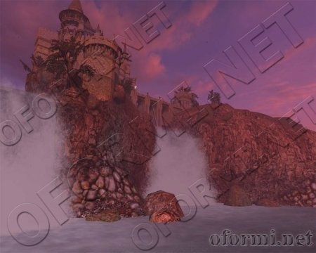 Ancient Castle 3D Screensaver v1.0
