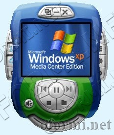 Windows xp media center