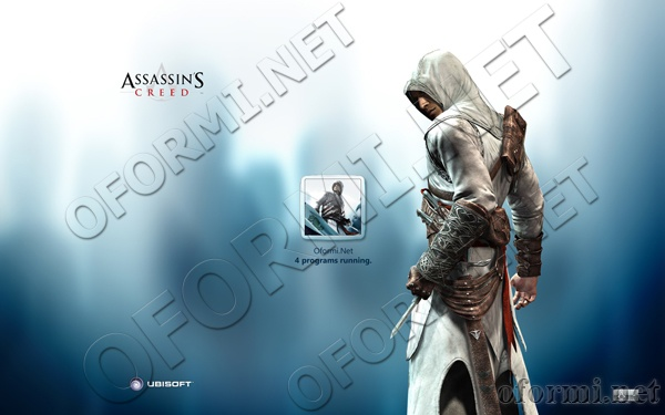 Assassin Creed logon