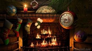 Fireside Christmas