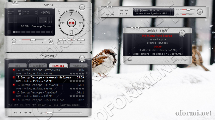 AyonPlayer v1.0.5