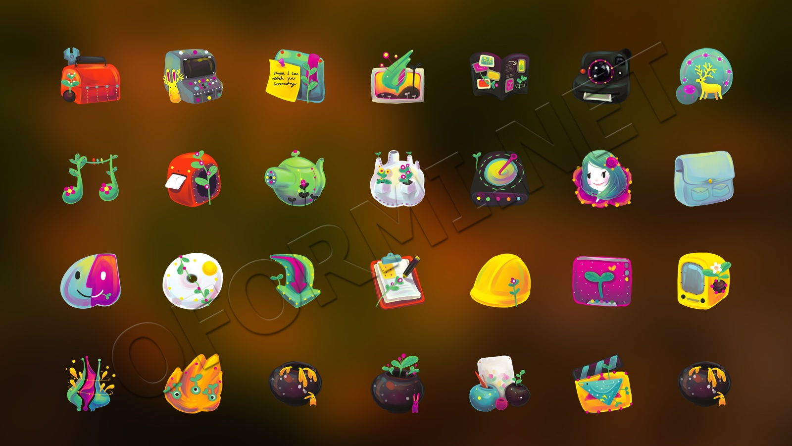 Просто картинки иконки для рабочего стола