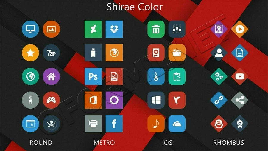 Shirae Color