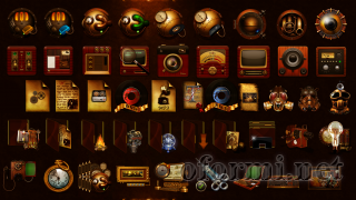 Steampunk iPack